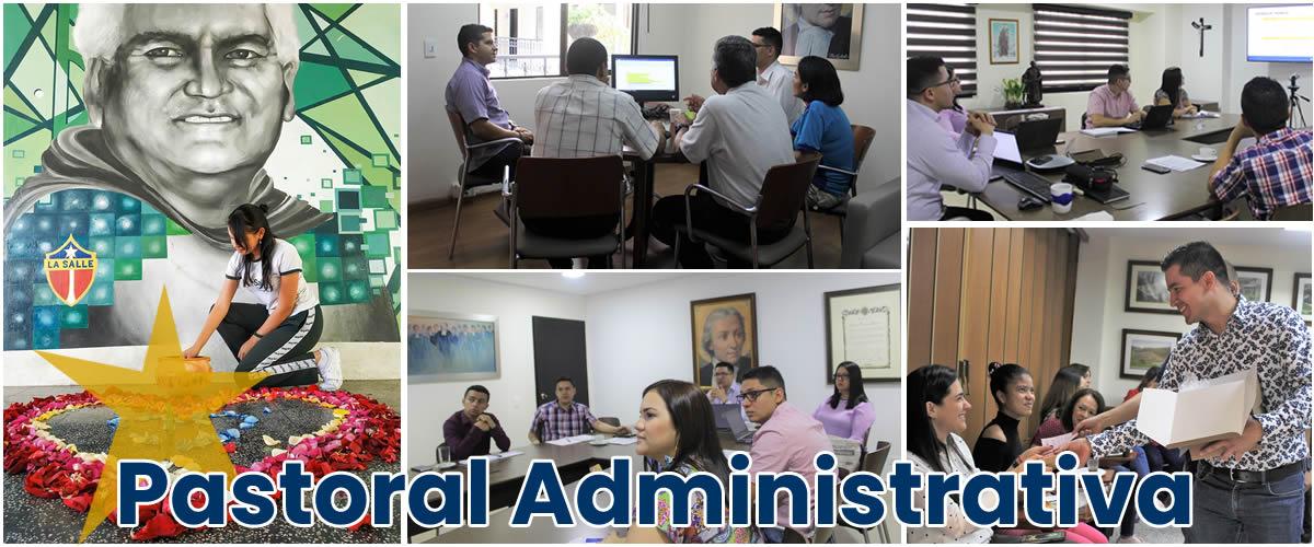 pastoral administrativa