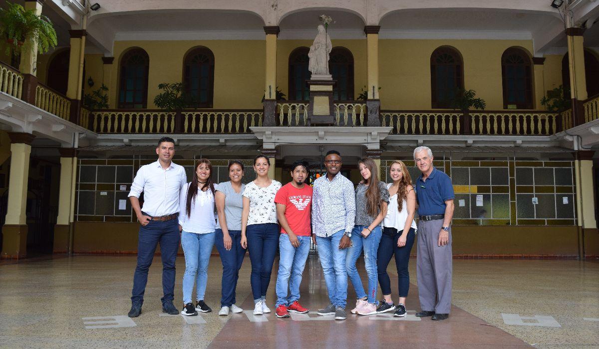 Consejo Distrital de la Pastoral Juvenil y Vocacional