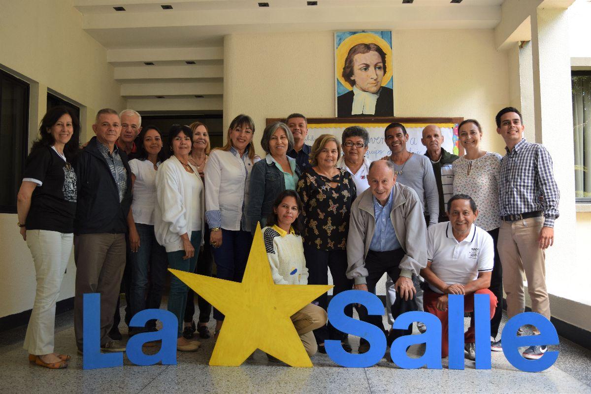 Primer Encuentro de Directores del año escolar 2018-2019, Sector Venezuela
