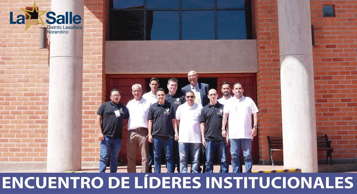 Encuentro Líderes salle norandino portada 2